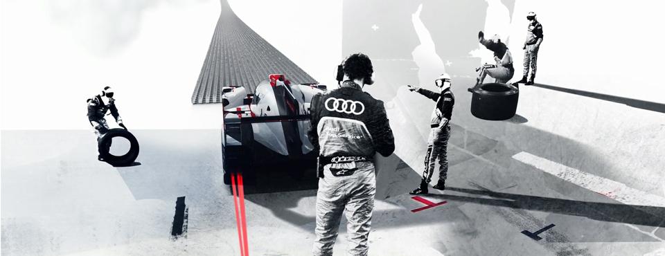 Audi - Domino